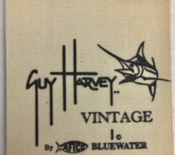 vintage cotton label